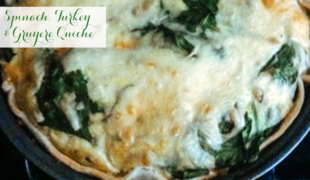 spinach quiche with gruyere spinach gruyere quiche spinach and gruyere ...
