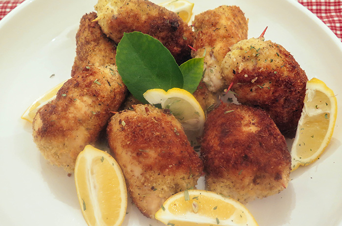 how to make garlic butter for chicken kiev