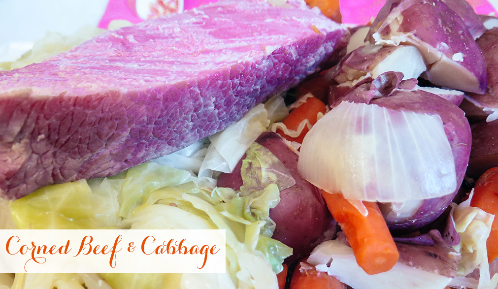Corned Beef and Cabbage | Monica Potter