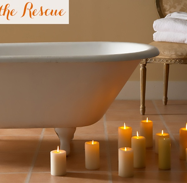 Baths to the Rescue