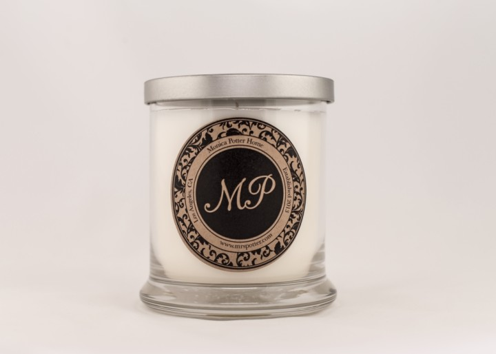 Fall Soy Glass Candle