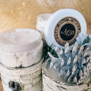 Winter Whipped Soap
