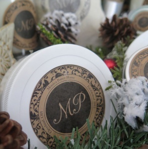 Seasonal Whipped Soap