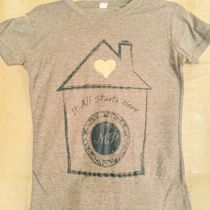 Monica Potter Home Signature Tee