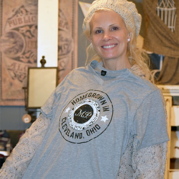 Monica Potter Home – Signature Tee