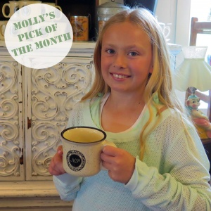 Molly's Pick – Signature Ceramic Mug