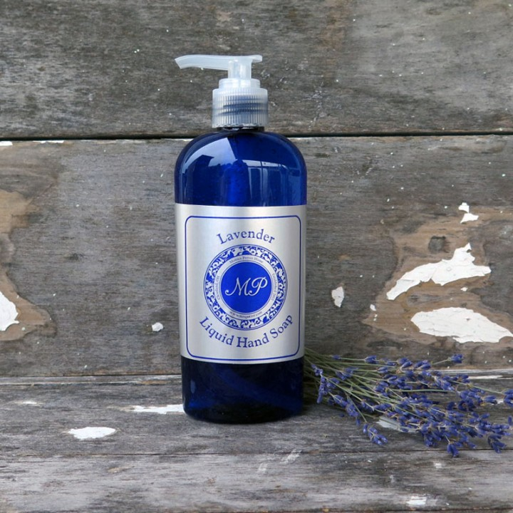 Essential Oil Hand Soap