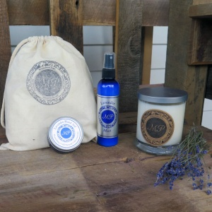 Lavender Wellness Kit