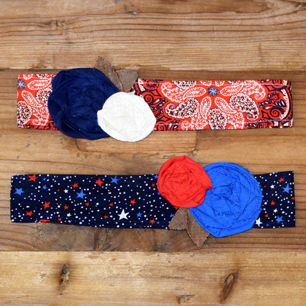 MPH Fabric Headbands