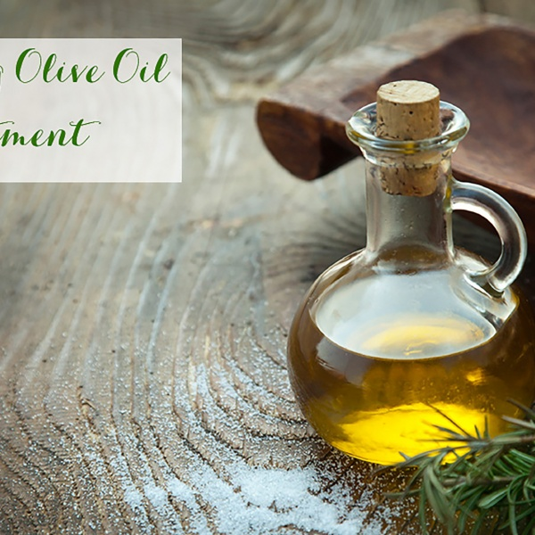 Hydrating Olive Oil Hair Treatment