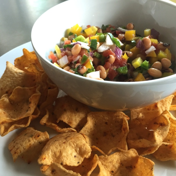 Black Eyed Peas Salsa