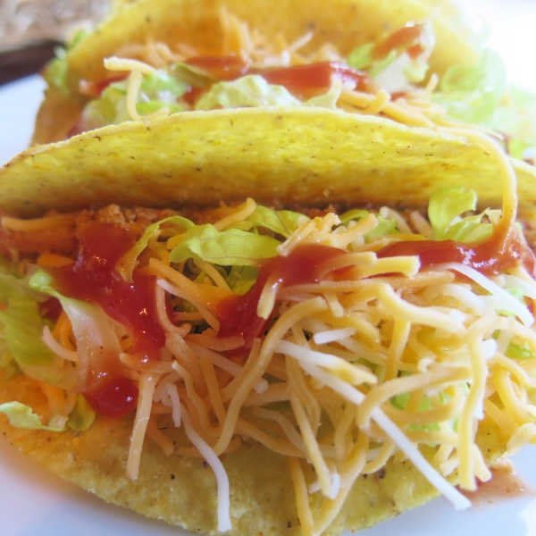 No Packet Turkey Tacos