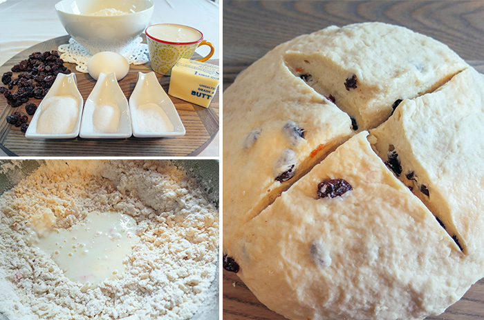 baking, irish, soda bread, cooking, home, monicapotter, monica potter, monica potter home