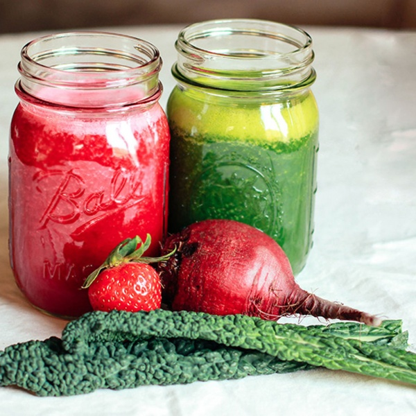 Juices for Flu and Cold Recovery