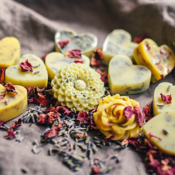 Luscious Bath Melts