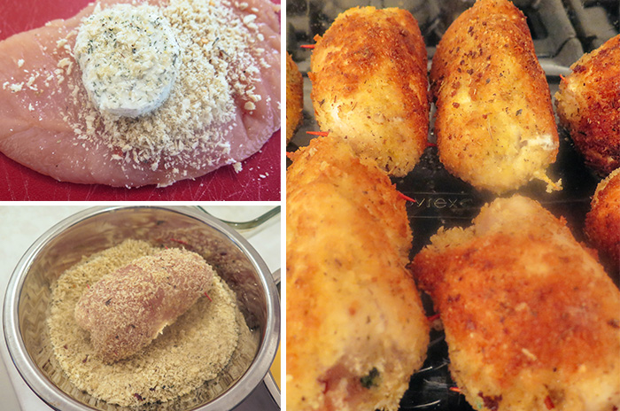 chicken, kiev, dinner, cooking, home, monicapotter, monica potter, monica potter home