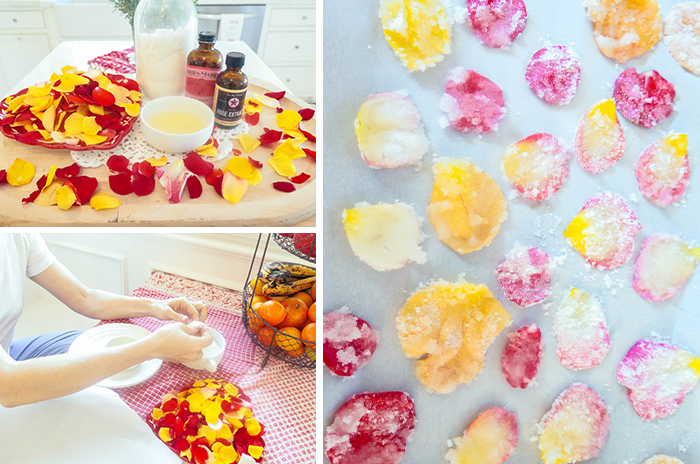 rose, sugar, rose, petals, cooking, home, monicapotter, monica potter, monica potter home
