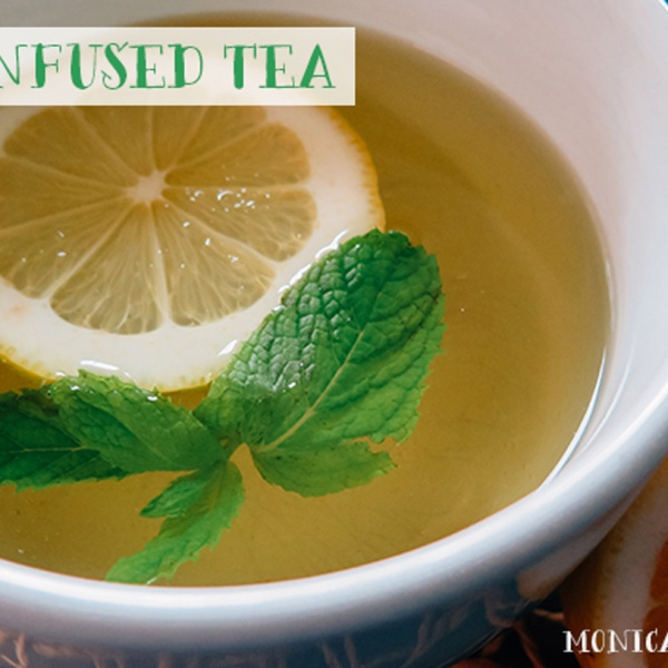 Mint Infused Tea