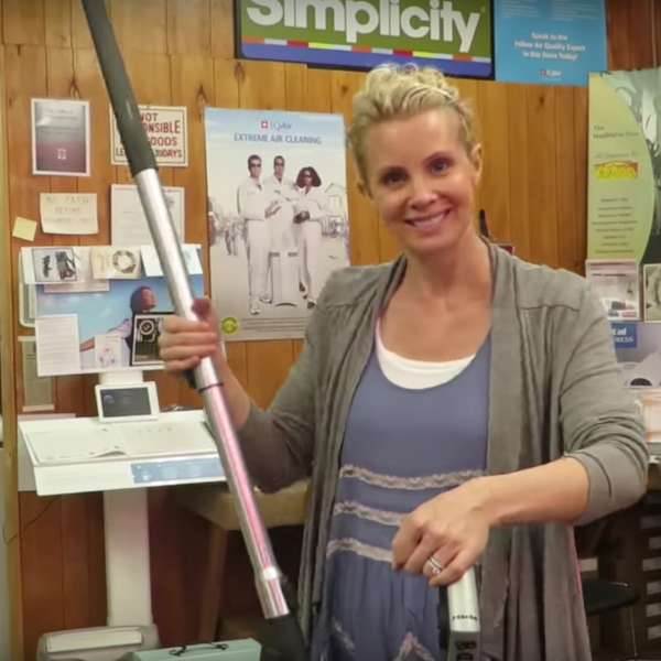 How to Pick Out a Vacuum with Monica Potter