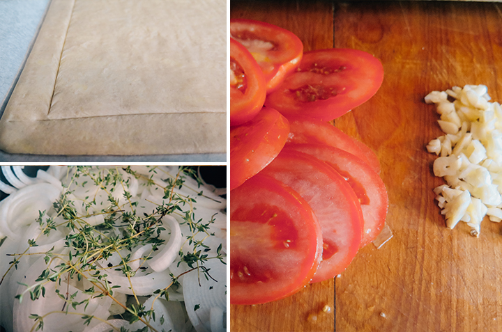 appetizers, tomato, tart, onion, cooking, home, monicapotter, monica potter, monica potter home