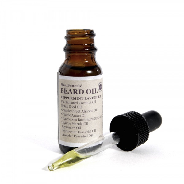 Mrs. Potter's® Beard Oil