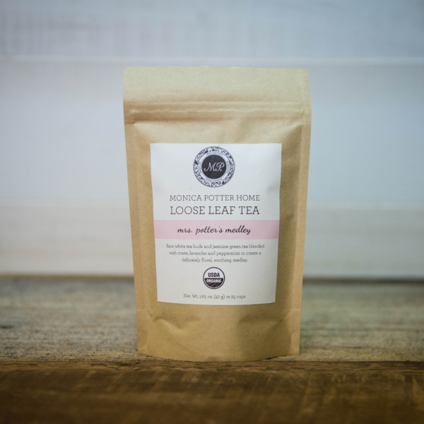 Organic Loose Leaf Tea