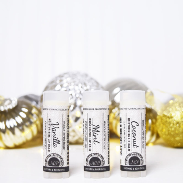 Signature Lip Balm Trio