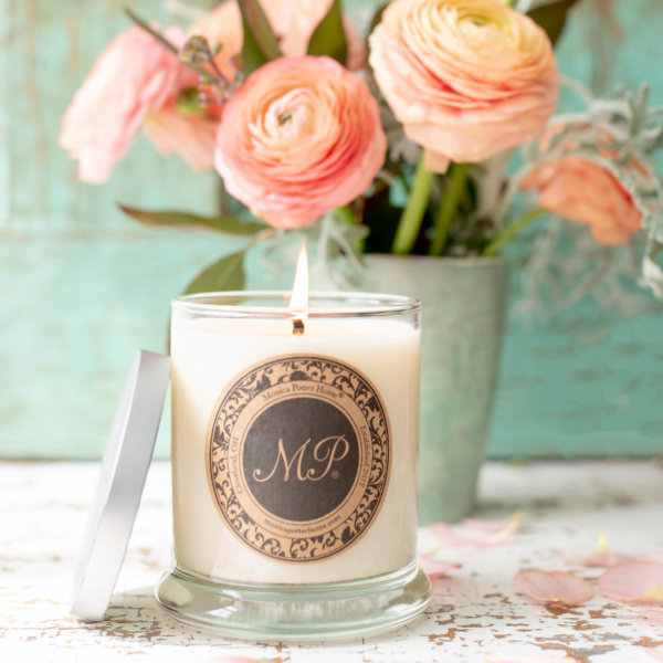 Soy Glass Candle