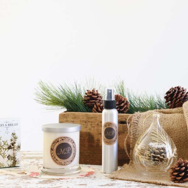 Seasons in a Box™ – Frosted Pinecone