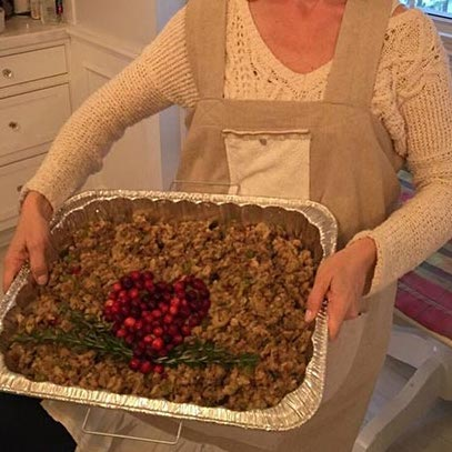 Dad's Famous Stuffing Recipe