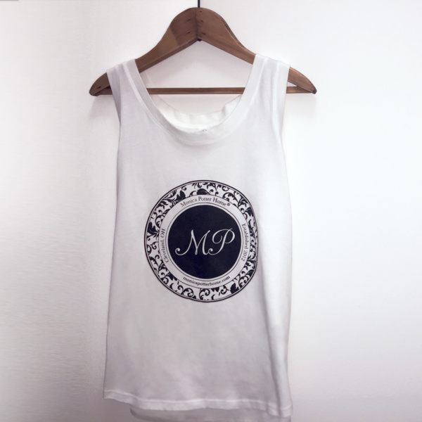Sleeveless Summer Tee