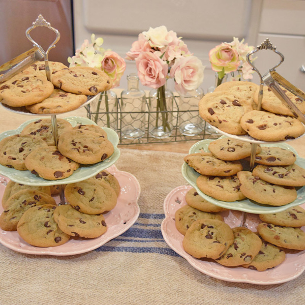 Mom's Favorite Chocolate Chip Cookies